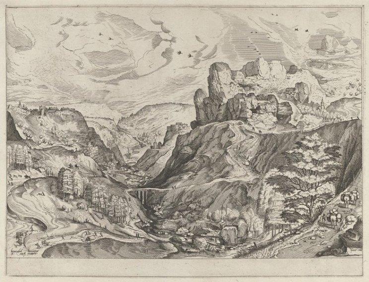 """Oprowadzanie po wystawach """"Bruegel w towarzystwie"""" i """"Rembrandt osobiście"""" w MNW"""